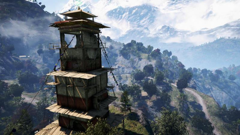 far cry tower