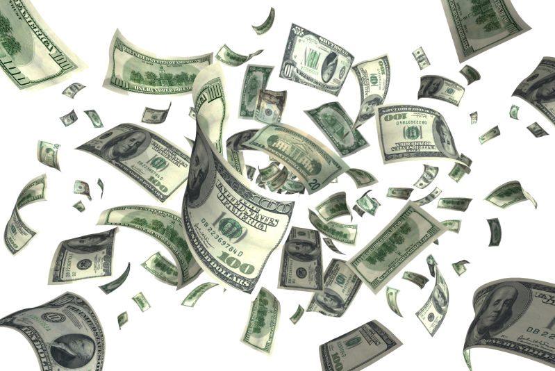 Flying-Dollars-PNG-Picture.png