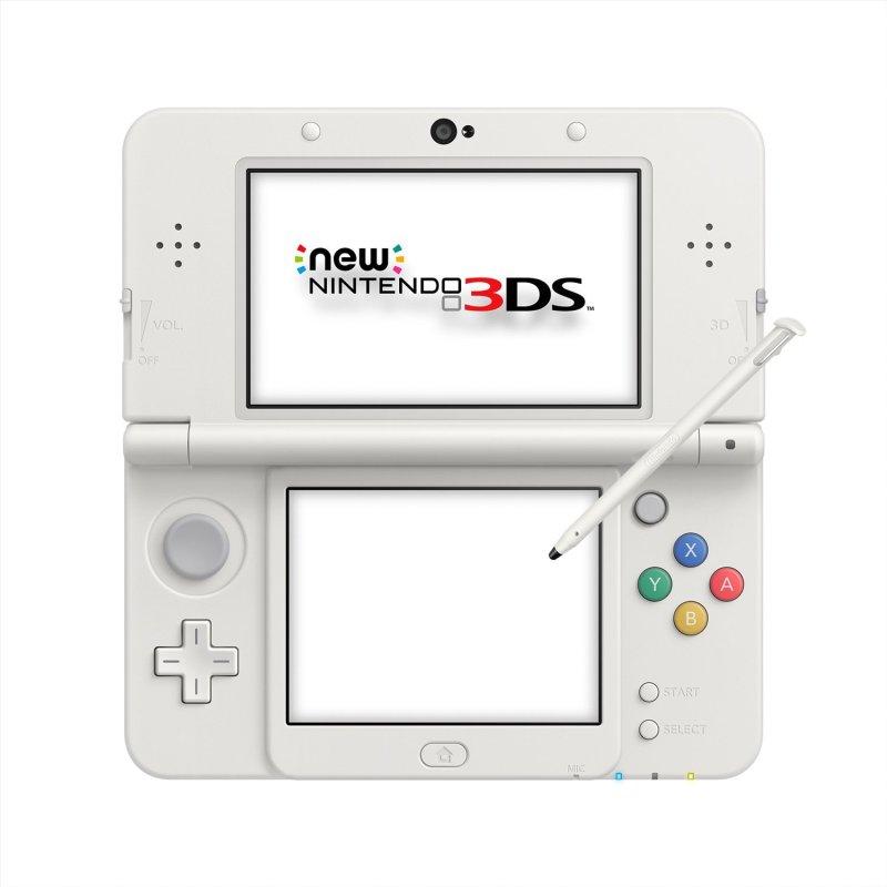 new nintendo 3ds 2